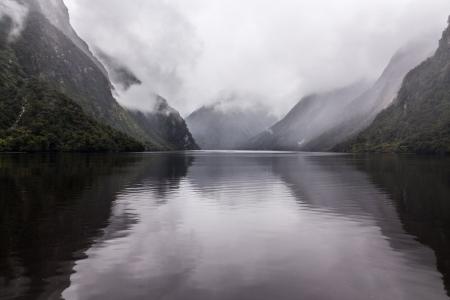 Stille im Doubtful Sound