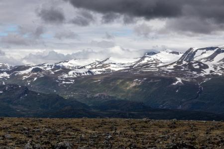 Ausblick vom Galdhøpiggen