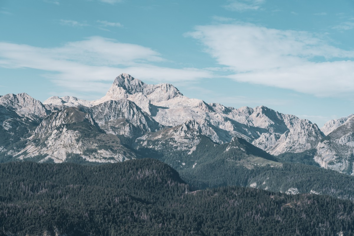 Triglav-Gipfel