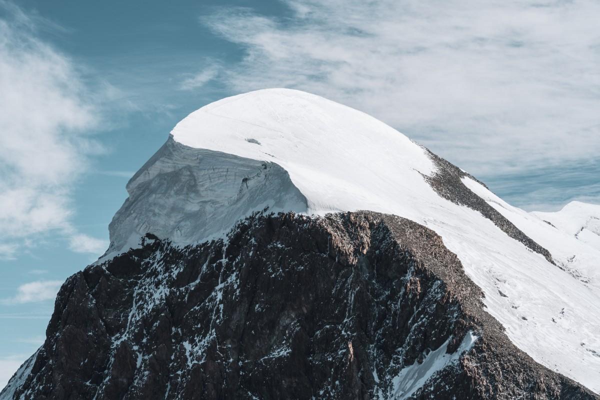 Breithorn-Gipfel