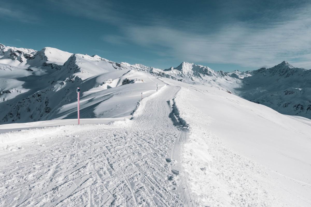 Schneeschuh-Trail zum Hüreli
