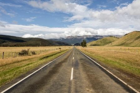 Nelson Lakes National Park, Neuseeland