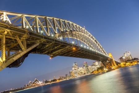 Sydney Harbour Bridge, Australien