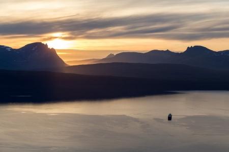 Narvik, Norwegen