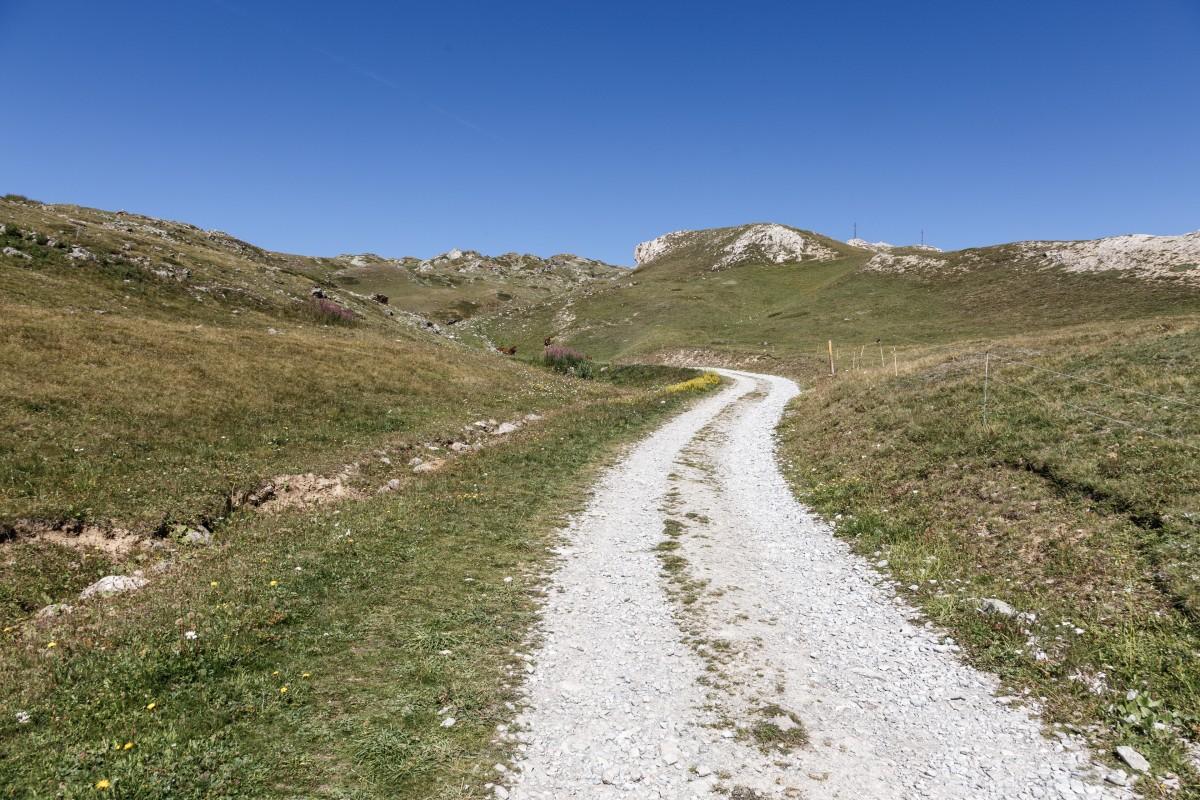 Wandern im Nationalpark Vanoise zum Lac Blanc