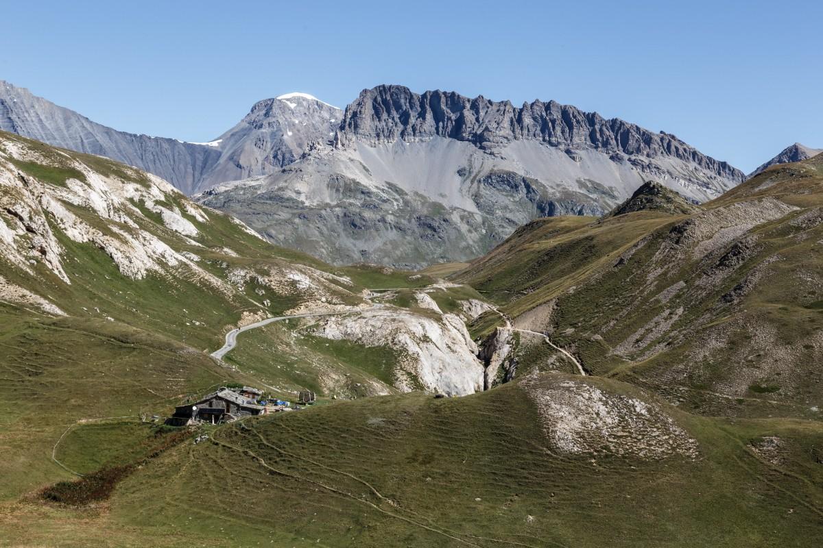 Refuge im Nationalpark Vanoise