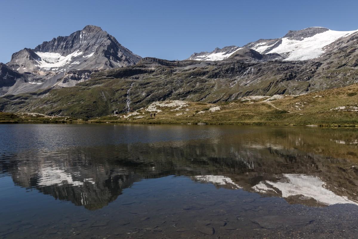 Lac Blanc im Nationalpark Vanoise