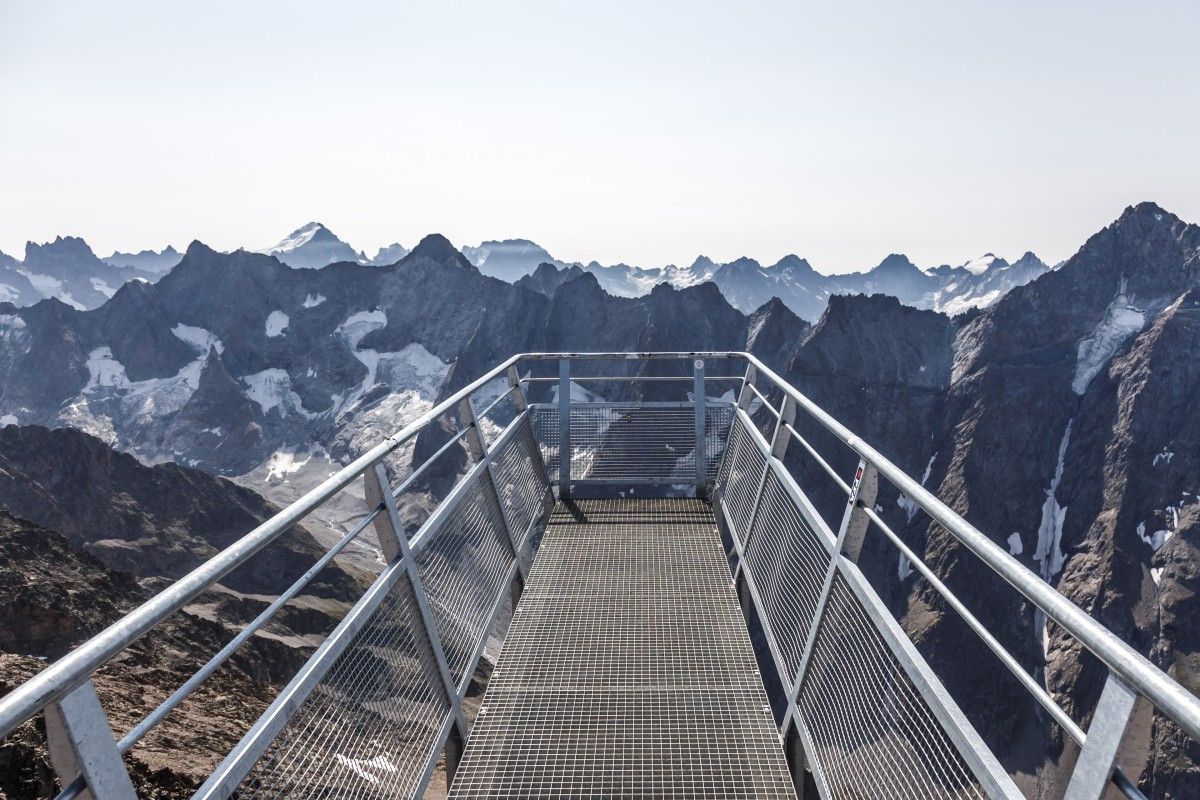 Panorama Jandri Les Deux Alpes