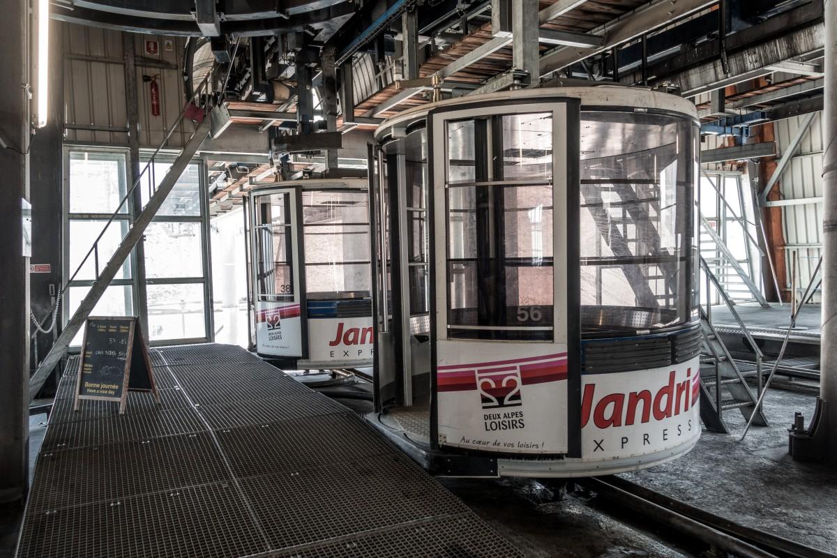 DMC Jandri Express in Les Deux Alpes