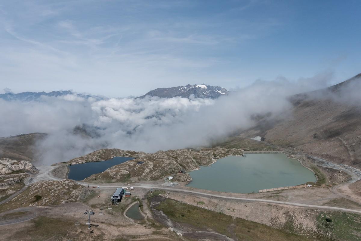 Skigebiet Les Deux Alpes