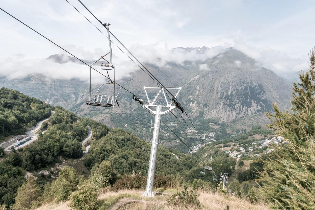 Sesselbahn Mont-de-Lans - Les Deux Alpes