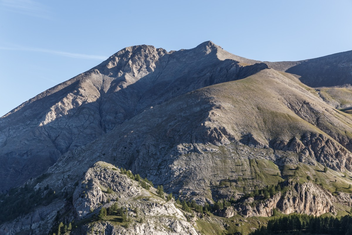 Mont Pelat im Nationalpark Mercantour