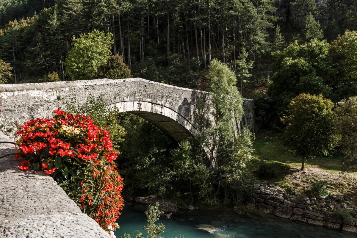 Brücke über den Verdon bei Castellane