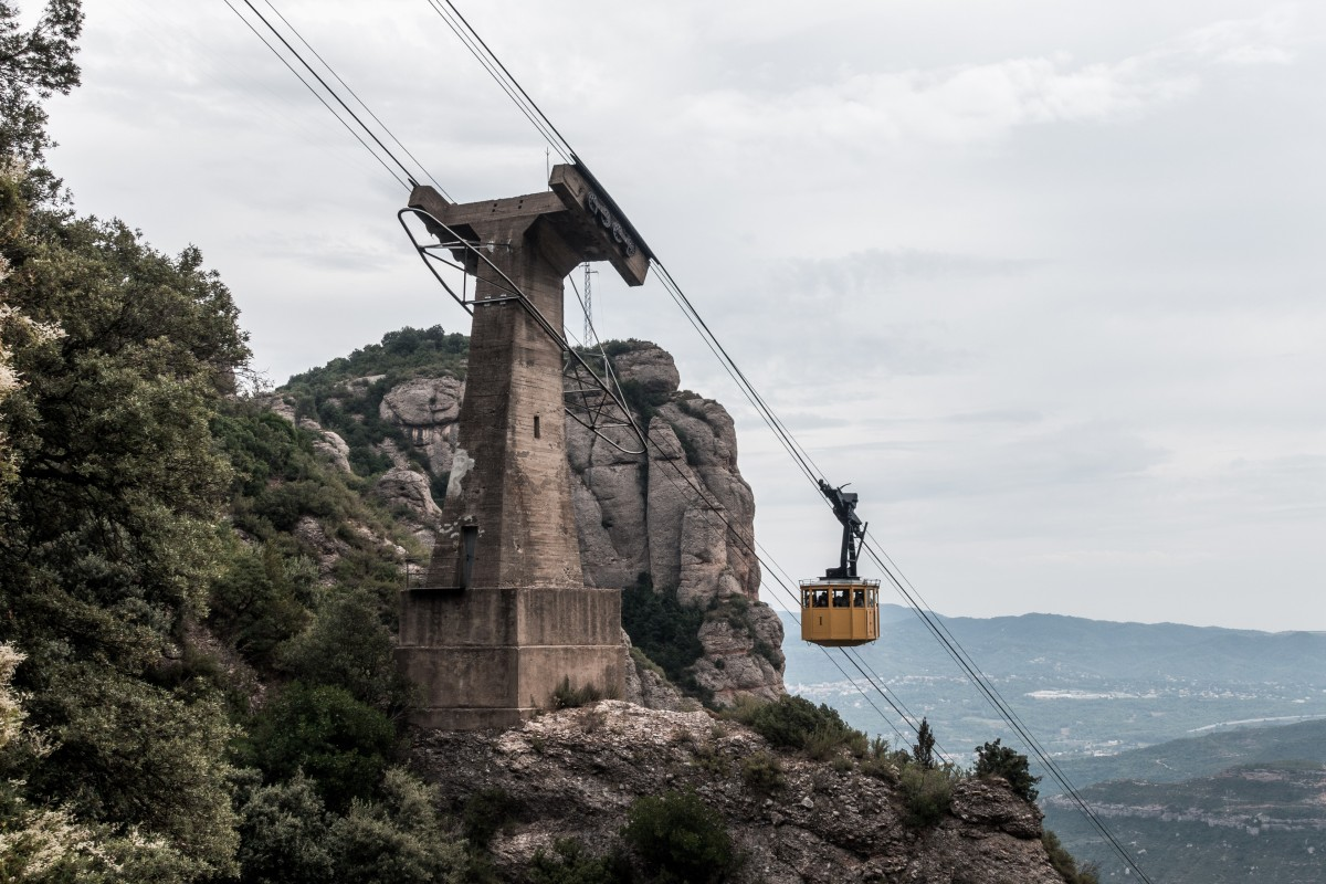 Seilbahn Aeri de Montserrat