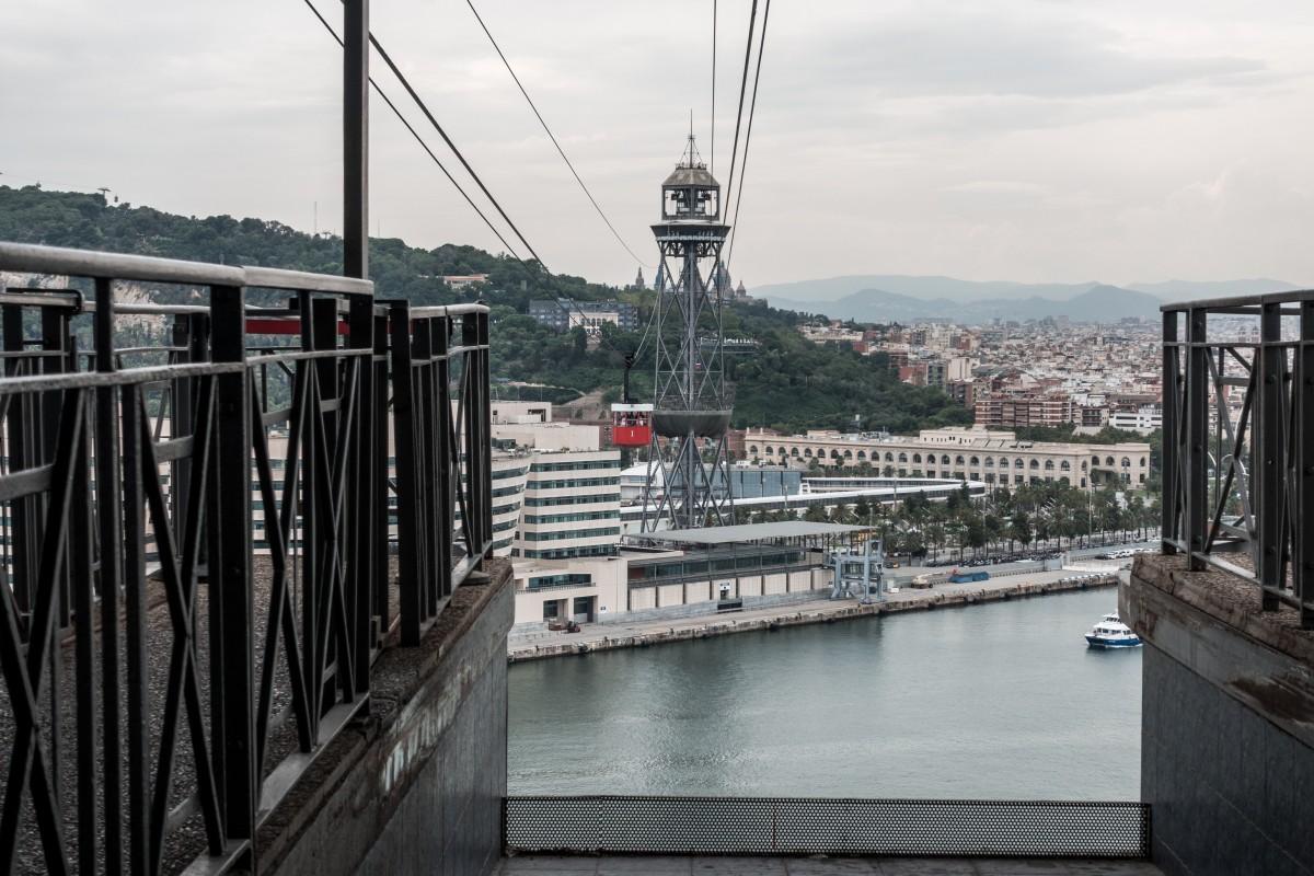 Hafenseilbahn Port de Barcelona