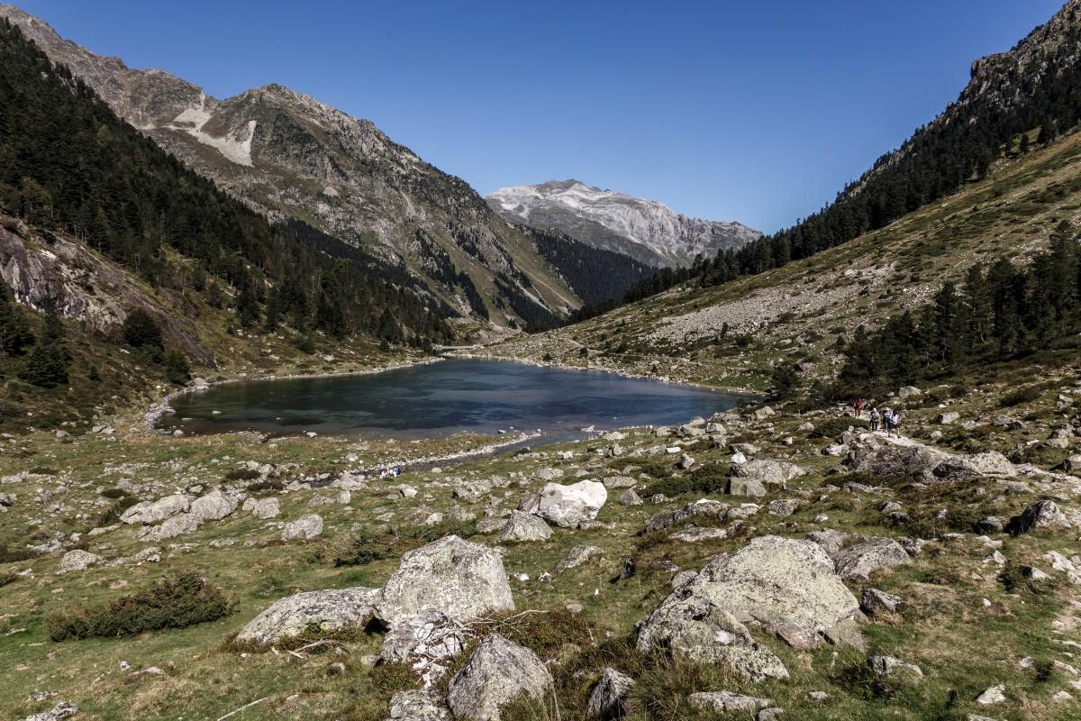 Lac de Suyen im Nationalpark Pyrenäen