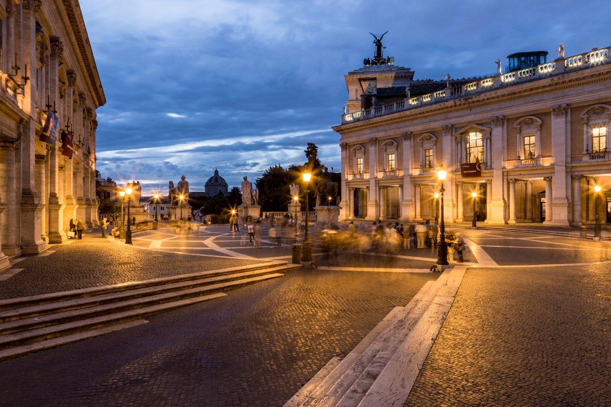 Campidoglio in Rom