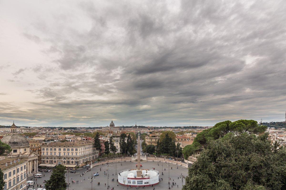 Piazza del Popolo in Rom