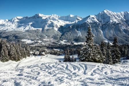 Winterwunderland auf der Lenzerheide