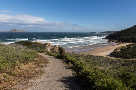 Whisky Bay im im Wilson's Promontory National Park