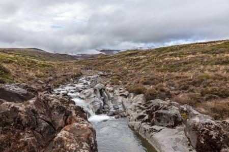 Wanderung zu den Tama Lakes im Tongariro National Park