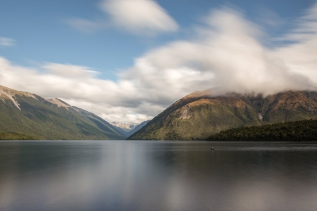 Lake Rotoiti im Nelson Lakes National Park