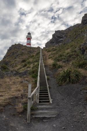 Leuchtturm am Cape Palliser