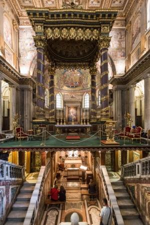 Chiesa di Santa Maria Maggiore in Rom