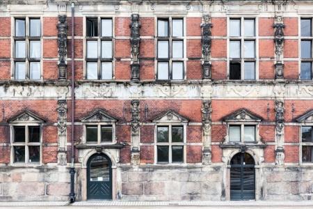 Altes Gebäude in Kopenhagen