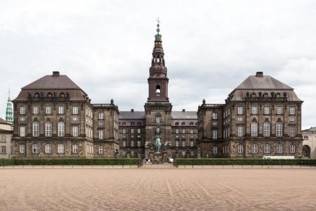 Palast in Kopenhagen