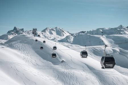 Flexenbahn am Arlberg