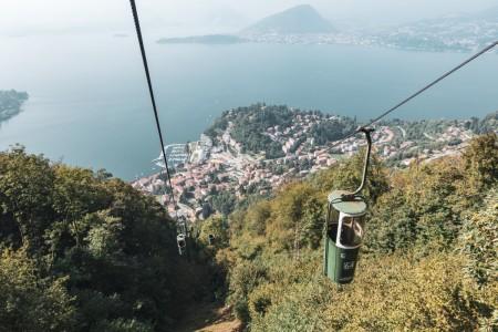 Sasso del Ferro in Laveno am Lago Maggiore