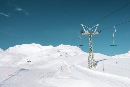 Strelapass auf der Schatzalp in Davos