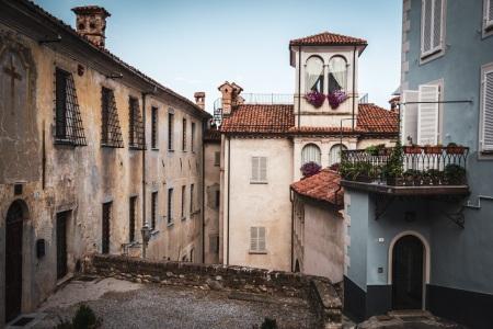 Mondovì im Piemont