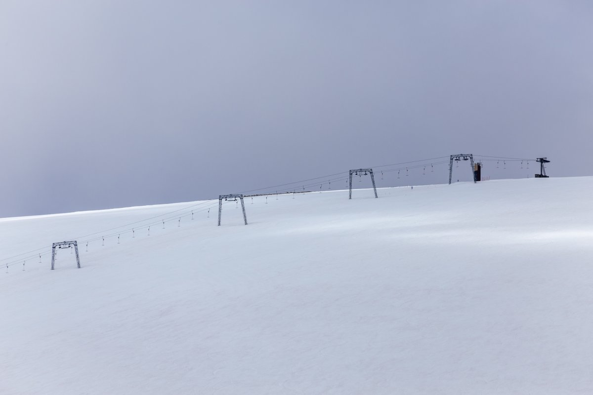 Schlepplift am Galdhøppigen