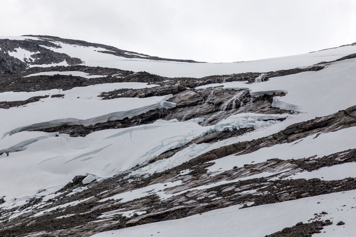 Sommerskigebiet Strynefjellet