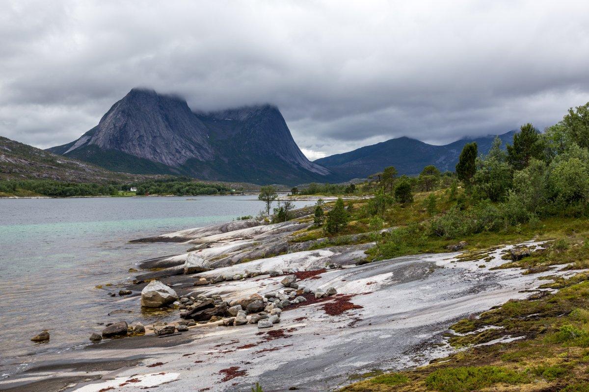 Efjord bei Narvik