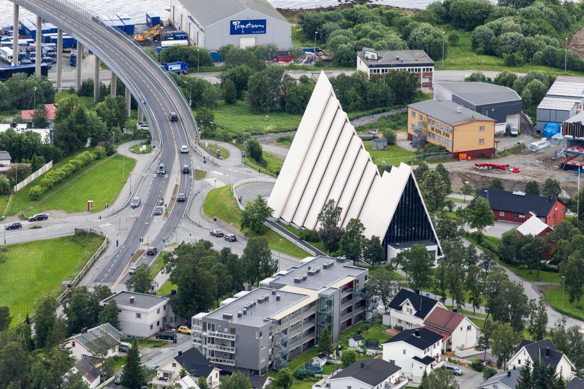 Kathedrale von Tromsø
