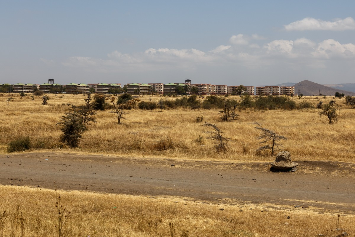 Vororte von Arusha
