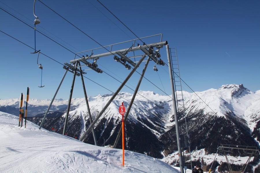 Davos - Rinerhorn • Habegger-Hochburg