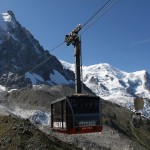 Chamonix – Aiguille du Midi • Natur und Ingenieurskunst