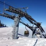 Thollon-les-Mémises • Skier à la française