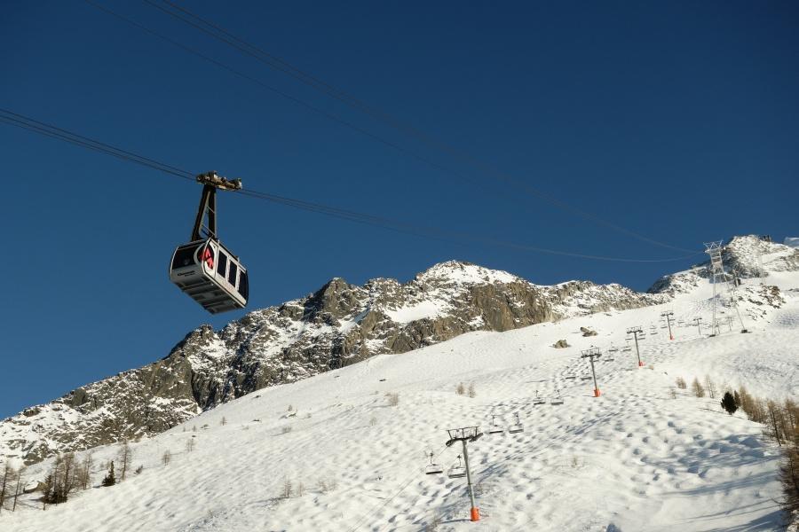 Argentière - Grands Montets • DER Skiberg