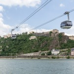 Rheinseilbahn Koblenz – Ehrenbreitstein