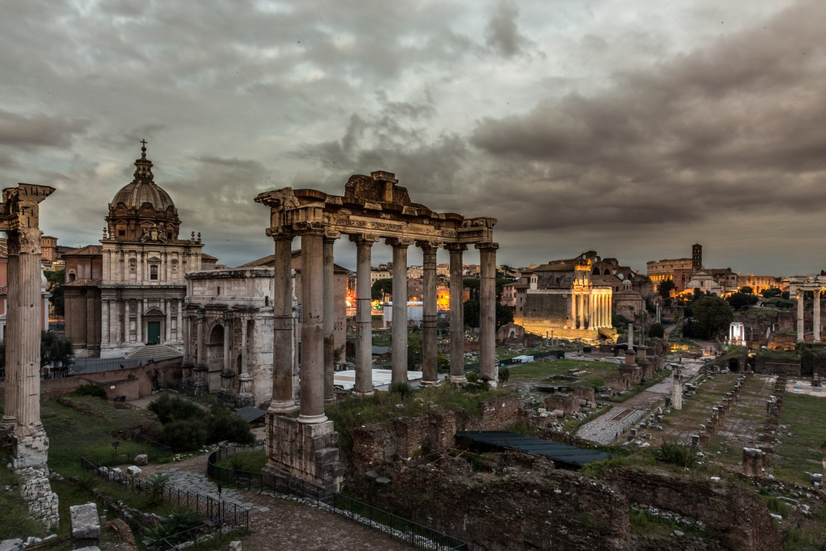 Fori Imperiali in Rom