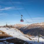 Engadin – St. Moritz – Corviglia • Flucht in den Süden II
