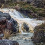Das mysteriöse Gestein der Silica Rapids