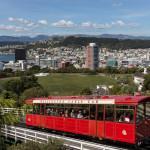 Stadtrundgang und Sonnenuntergang in Wellington