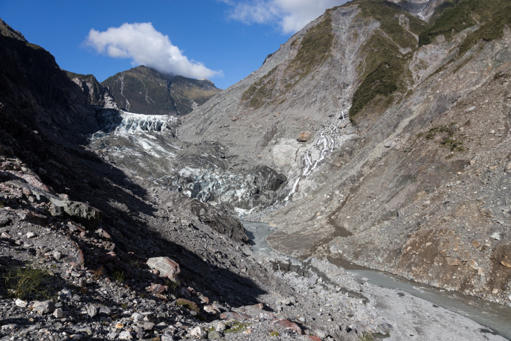 Aussichtspunkt Fox Glacier