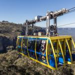 Die Scenic World von Katoomba in den Blue Mountains